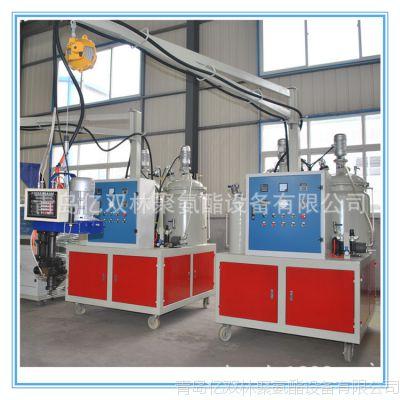 购聚氨酯硬泡仿木家具浇注设备 PU发泡机 免费培训整套加工技术