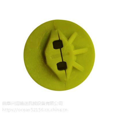 尼龙普通盘片来图生产 耐磨耐腐蚀盘片