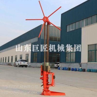 巨匠轻便两相电取样钻机QZ-1A岩芯取样更方便
