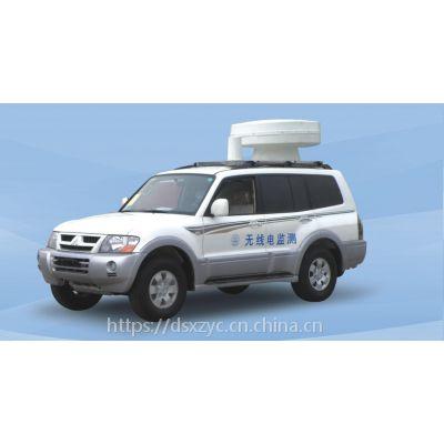 考场无线电信号监测车