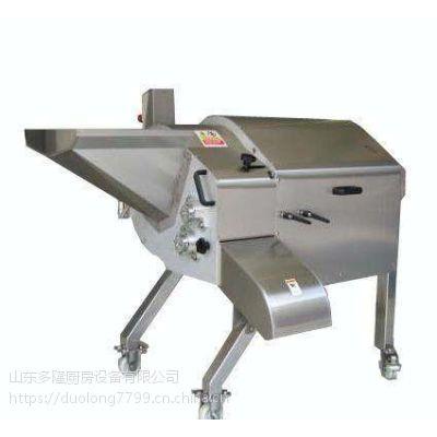 供应DL-570大型果蔬切丁机 萝卜切丝机 马铃薯切条机 多隆设备售全国