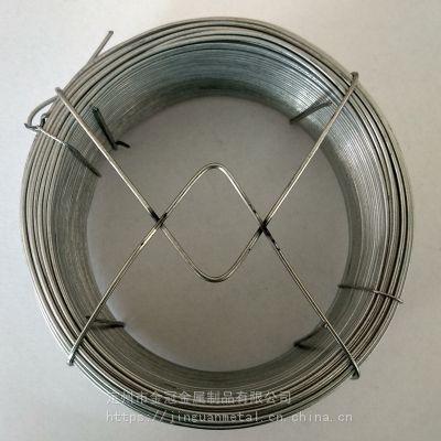 金冠金属供应镀锌丝 合股丝 小盘丝 截断丝