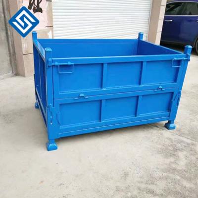 厂家仓库堆垛架重型货架巧固架仓储货架可折叠置物架堆垛料架定制