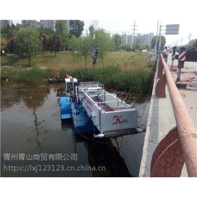 水草收割船、环保多功能水面保洁船