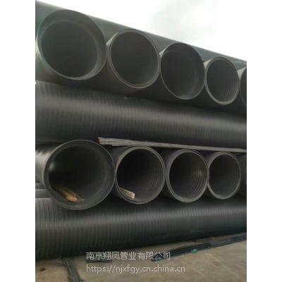 中空壁管,HDPE双壁缠绕管,排水管厂家,江苏缠绕管规格齐全