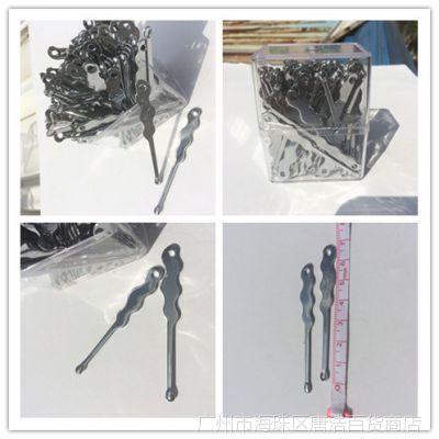 银色耳挖 款式随机发不锈钢银耳勺 1元2元店货源