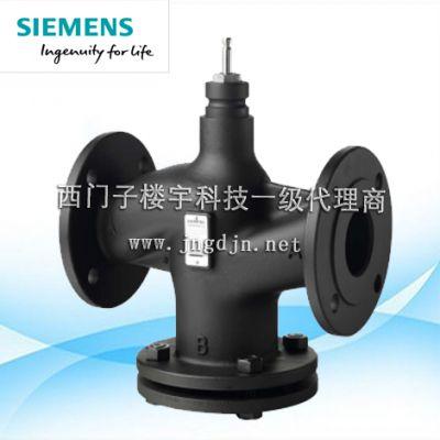 VVF53.250-630K,西门子智能温控阀,西门子蒸汽温控阀