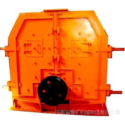 烟台可逆式防堵细碎机,新型可逆式破碎机,豫矿风化沙制砂机价格