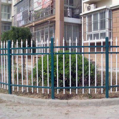 锌钢护栏价格 厂区围墙栏杆 湖南锌钢护栏