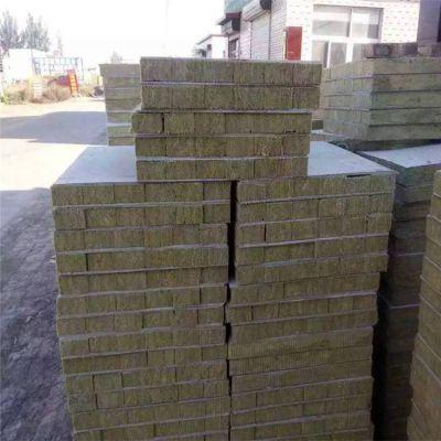 侯马市8公分砂浆机制岩棉复合板现货供应