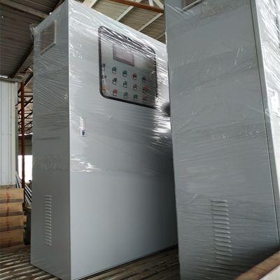 空调冷却水循环恒温变频柜 恒压控制ABB触摸屏控制柜