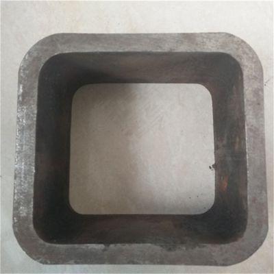 16Mn矩形钢管厂家/机械制造用/挤压矩形钢管 低合金方管 厂家直销