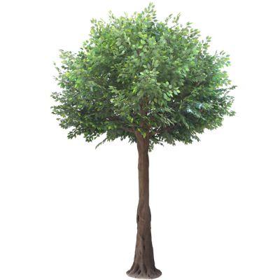 广州松涛工艺仿真热带风情榕树 仿真树厂家直销仿真树制做