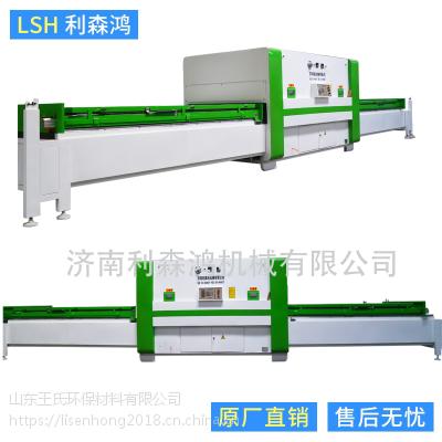 供应复合门底加温真空吸塑机 木门双工位木工机械