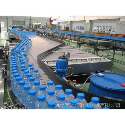 瓶装水生产线设备每小时6000瓶全自动瓶装矿泉水生产线