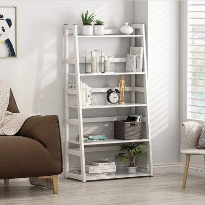 DX最新款创意梯形置物架落地书架简约客厅储物架客厅装饰架厂家直销
