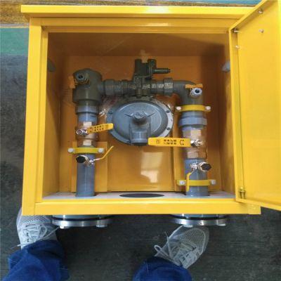 供应北京RX-*0.4Q系列燃气楼栋调压 器 /箱厂家 枣强昂星
