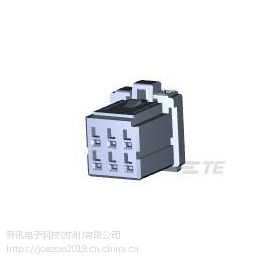 1-1827864-3 现货TE插座正品原装连接器