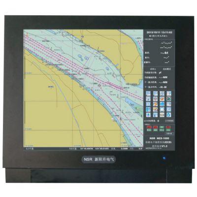 江苏安航供NES-1000船用ESC海图仪终端 新阳升原装 10英寸