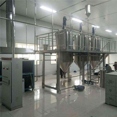 大型猪油精炼设备-济宁猪油精炼设备-元鑫机械厂