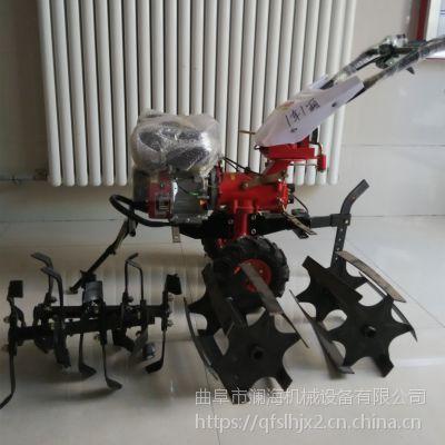 农用汽油小型旋耕机翻土机 省人工的山地耕地机