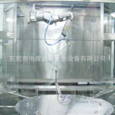 自动喷漆设备 除尘静电喷涂流水线 无尘喷涂生产线定制设备