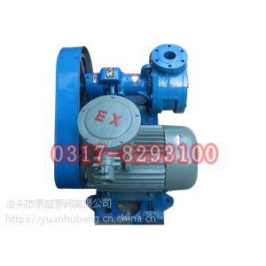 河南泰盛生产的NCB不锈钢高粘度转子泵安装方便