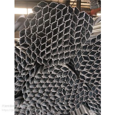 镀锌梅花管厂家-镀锌梅花形钢管生产厂家