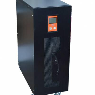 宁津晟成输入48v3kw太阳能逆变器大功率正弦波市电切换过载保护