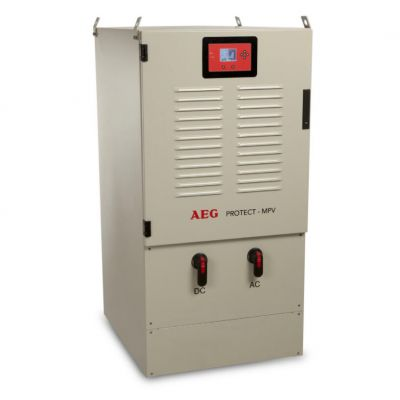 AEG模块化太阳能光伏逆变器MPV.System