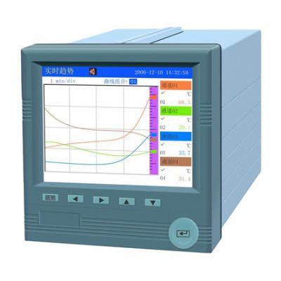 金湖博锐显示彩色无纸记录仪BR-3000