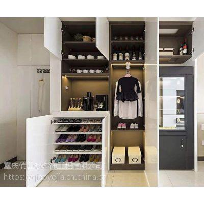 玄关鞋柜挂衣柜一体的选购技巧