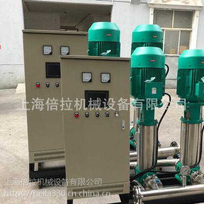 厂家直销进口威乐水泵MVI3207-1/25/E/3-380-50-2小区供水变频增压泵组