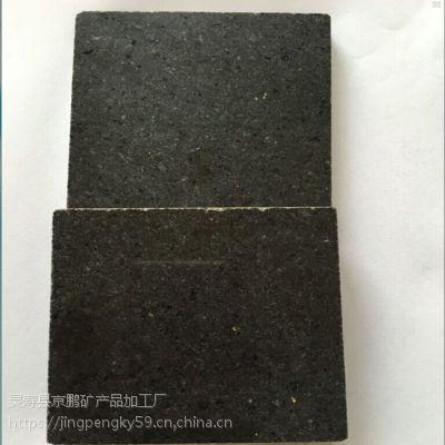 供应电气石板 黑色碧玺托玛琳板材 远红外板 汗蒸房专用