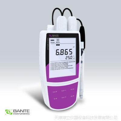 天津津立Bante320-CN多参数便携式离子浓度计 般特仪器