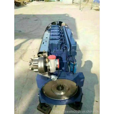 294kW潍柴蓝擎WP12.400E40发动机 400马力重卡欧四柴油机