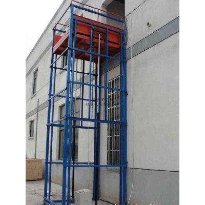 山西特供导轨货梯 加工定制液压升降货梯