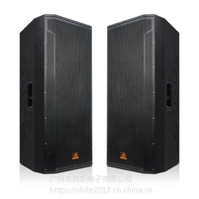 广州工程音响公司 舞台专业音响木制 家用KTV话筒设备厂