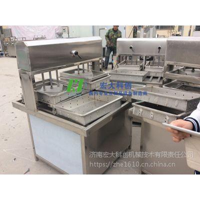 生产豆腐豆干的机器 宏大科创 一机多用豆腐机