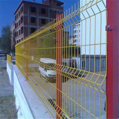 桃型柱护栏网 护栏网批发 道路防护栏