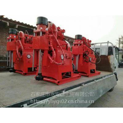 ZLJ-350煤矿用坑道钻机--煤机中深孔-冲击式-岩心钻机