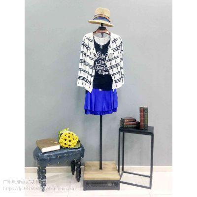 黄hui玲当季热卖新款春夏品牌女装折扣拿货进货