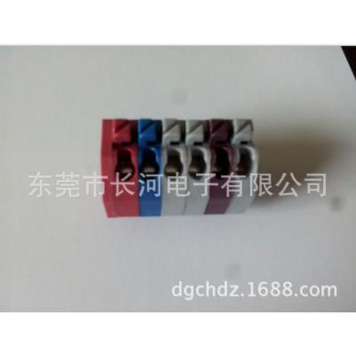 CHHE 莱福德 电源端子 无螺纹 PCB板250免螺丝接线端