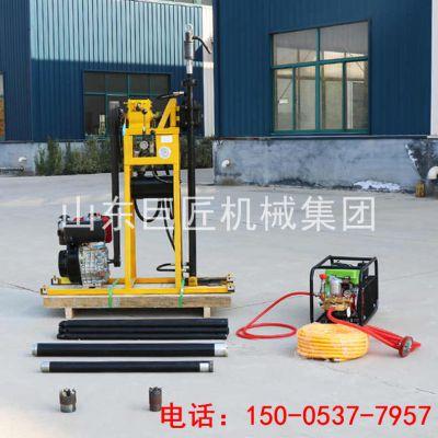 华夏巨匠YQZ-50A型轻便液压岩心钻机便于搬运上山方便厂家热销