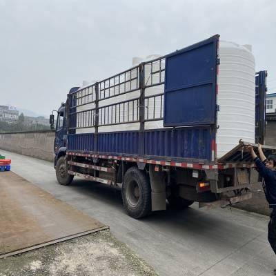 厂家供应5吨盐酸储罐 5立方盐酸储罐