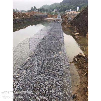 格宾网的主要原料 水利专用铅丝石笼网