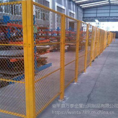 室内外格栅网 边框隔离护栏 方管围挡网
