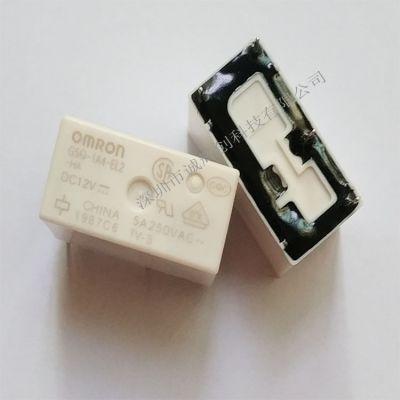 供应欧姆龙继电器G5Q-1A4-EL2-HA-DC12V