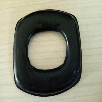 辉晟高周波耳套 定制PU皮电压耳机套慢回弹海绵皮耳罩