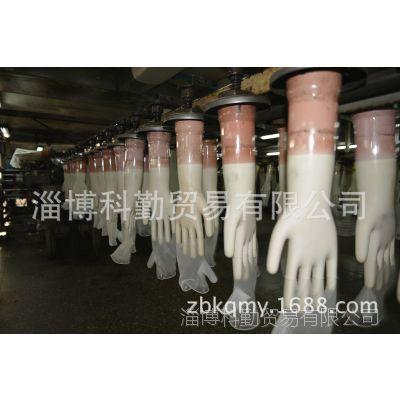 生产厂家直销 加厚一次性PVC手套 透明色